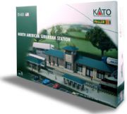 Kato (USA) 31-650  North American Suburban Station Kit